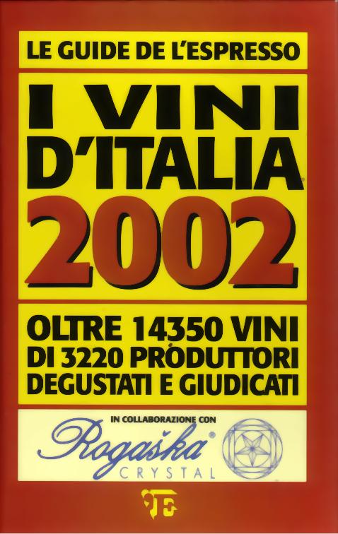 vini d'italia 2002
