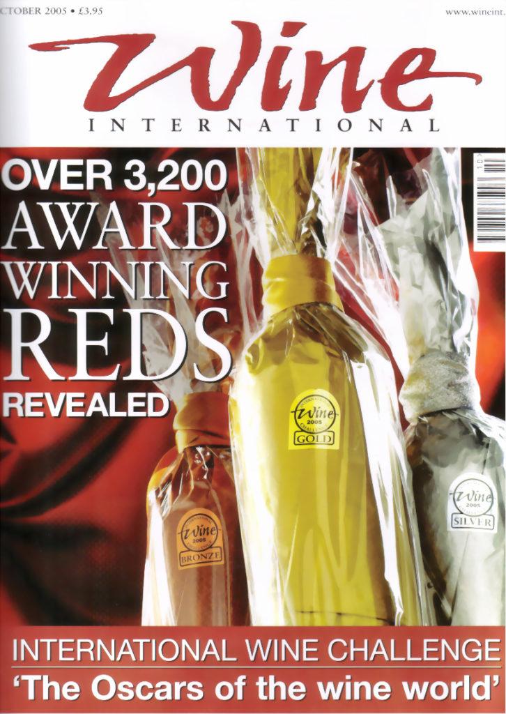 wine international 2005