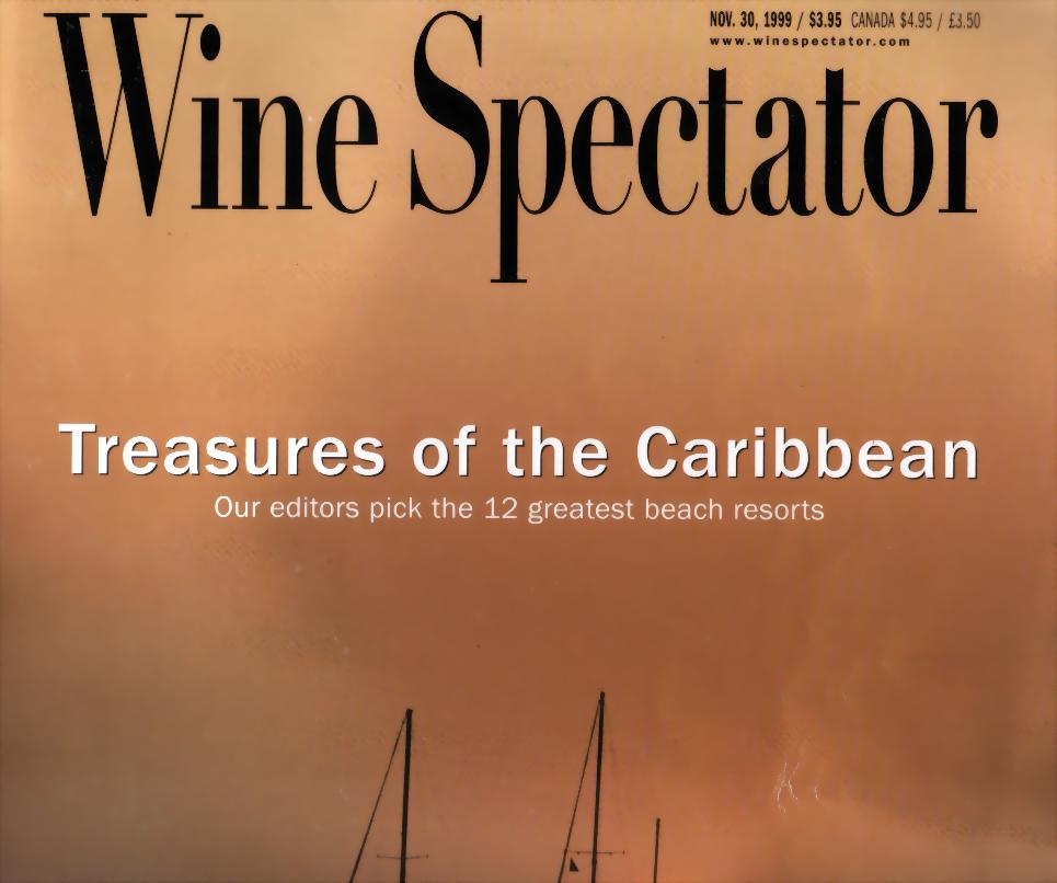 wine spectator 99